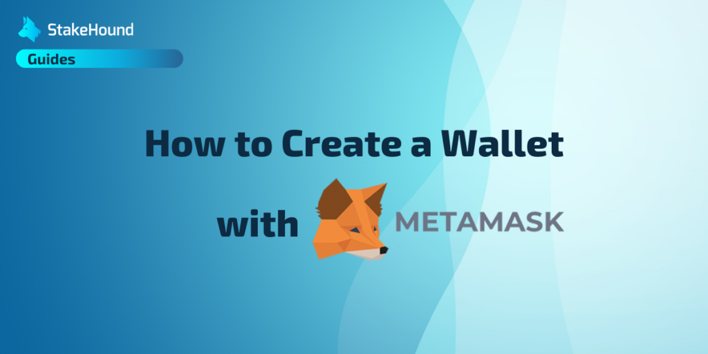 How to create a wallet on MetaMask